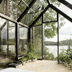 Glass Garden Shed by Ville Hara and Linda Bergroth 5