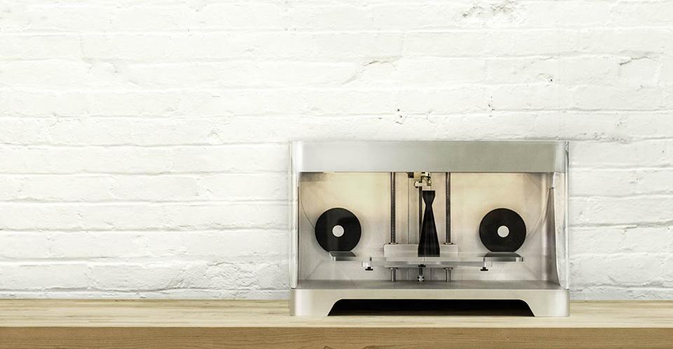 Mark One Carbon Fiber 3D Printer 1