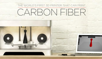Mark One Carbon Fiber 3D Printer 2 345x200 Mark One Carbon Fiber 3D Printer