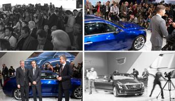 The 2015 Cadillac ATS Coupe Steps Forward
