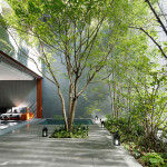 Optical Glass House by Nakamura and NAP 1