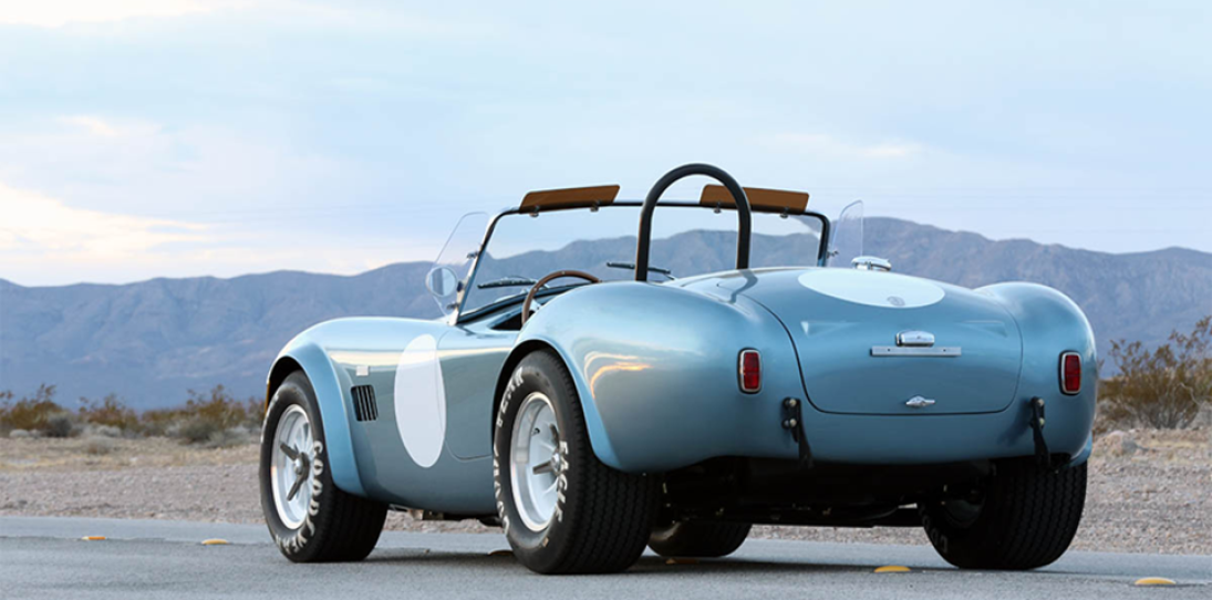 Shelby Cobra 50th Anniversary Edition