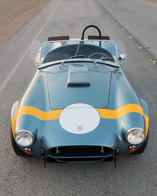 Shelby Cobra 50th Anniversary Edition 3