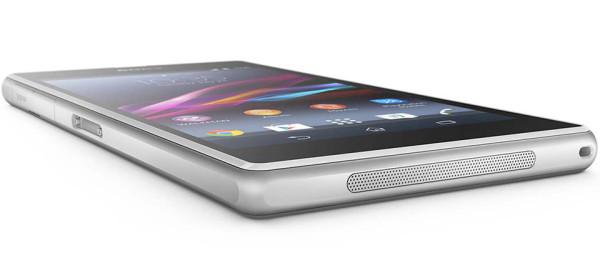 Sony Xperia Z1S Smart Phone 3 600x263 Sony Xperia Z1S Smartphone