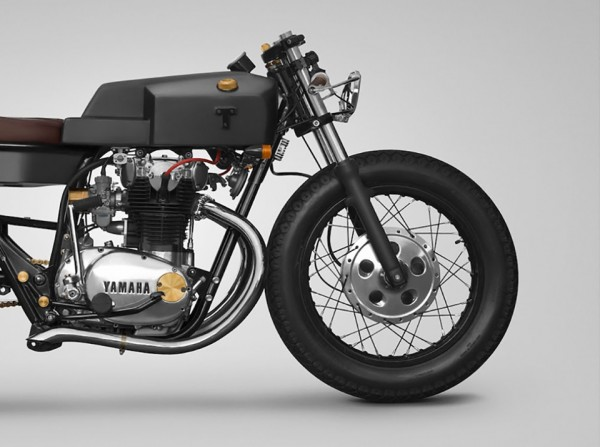 Thrive Motorcycles XS650 1