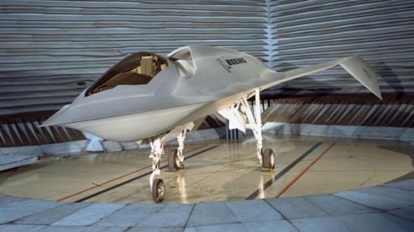 Bird of Prey Prototype 600x337 Boeing Bird Of Prey Prototype