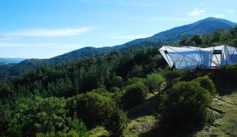 Contemporary Camping Shelter – Chile