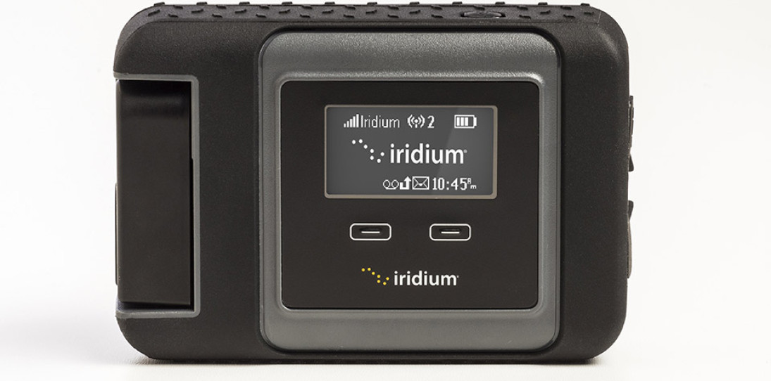 Iridium Go – Satellite Powered Internet Anywhere