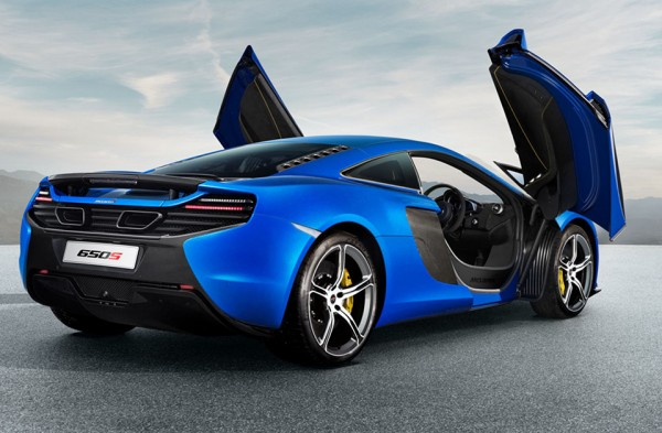 McLaren 650S 5 600x393 McLaren 650S