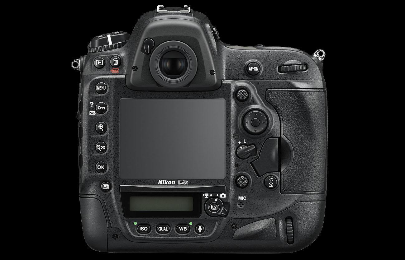 Nikon D4s DSLR 1