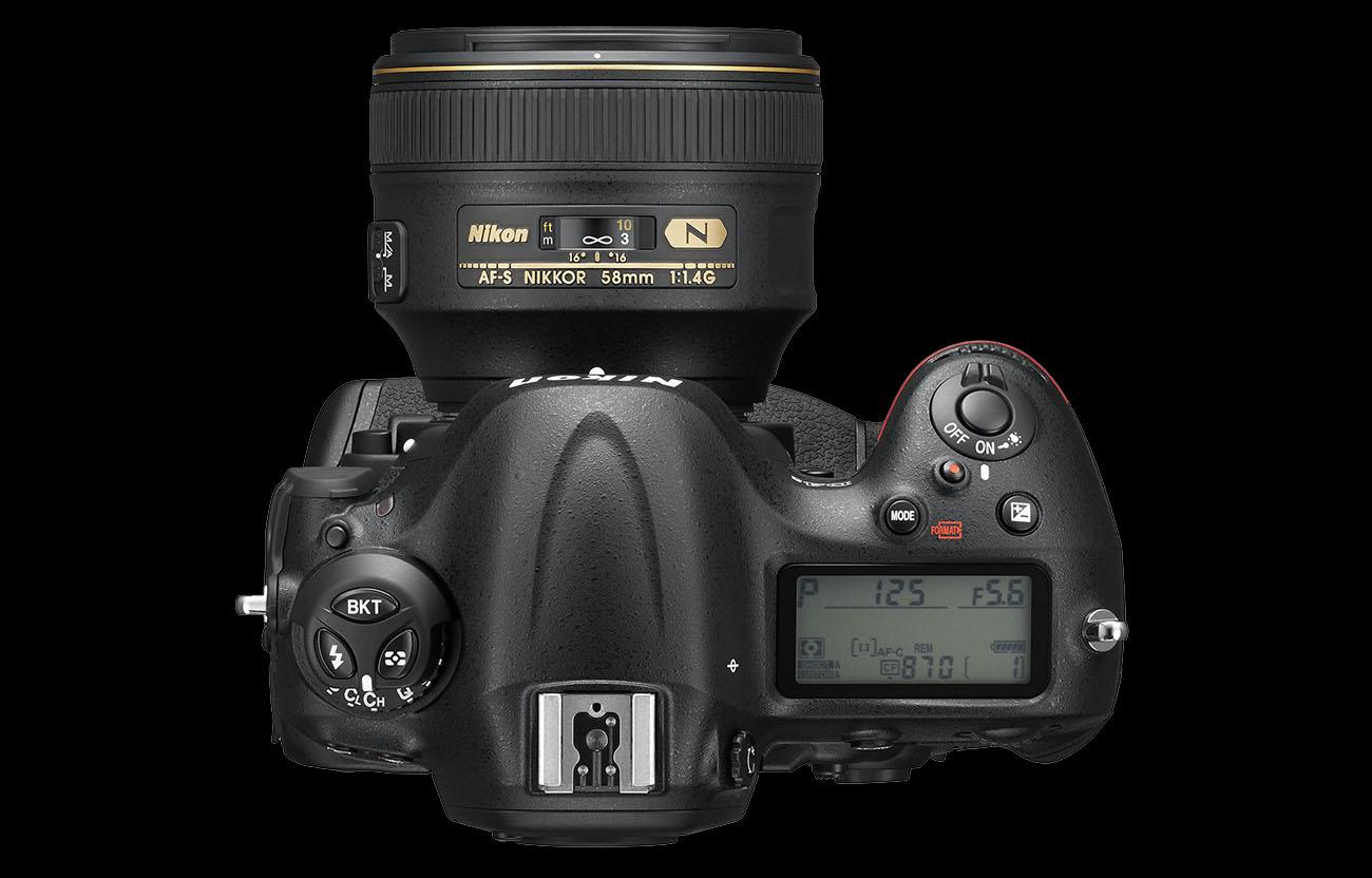Nikon D4s DSLR 3