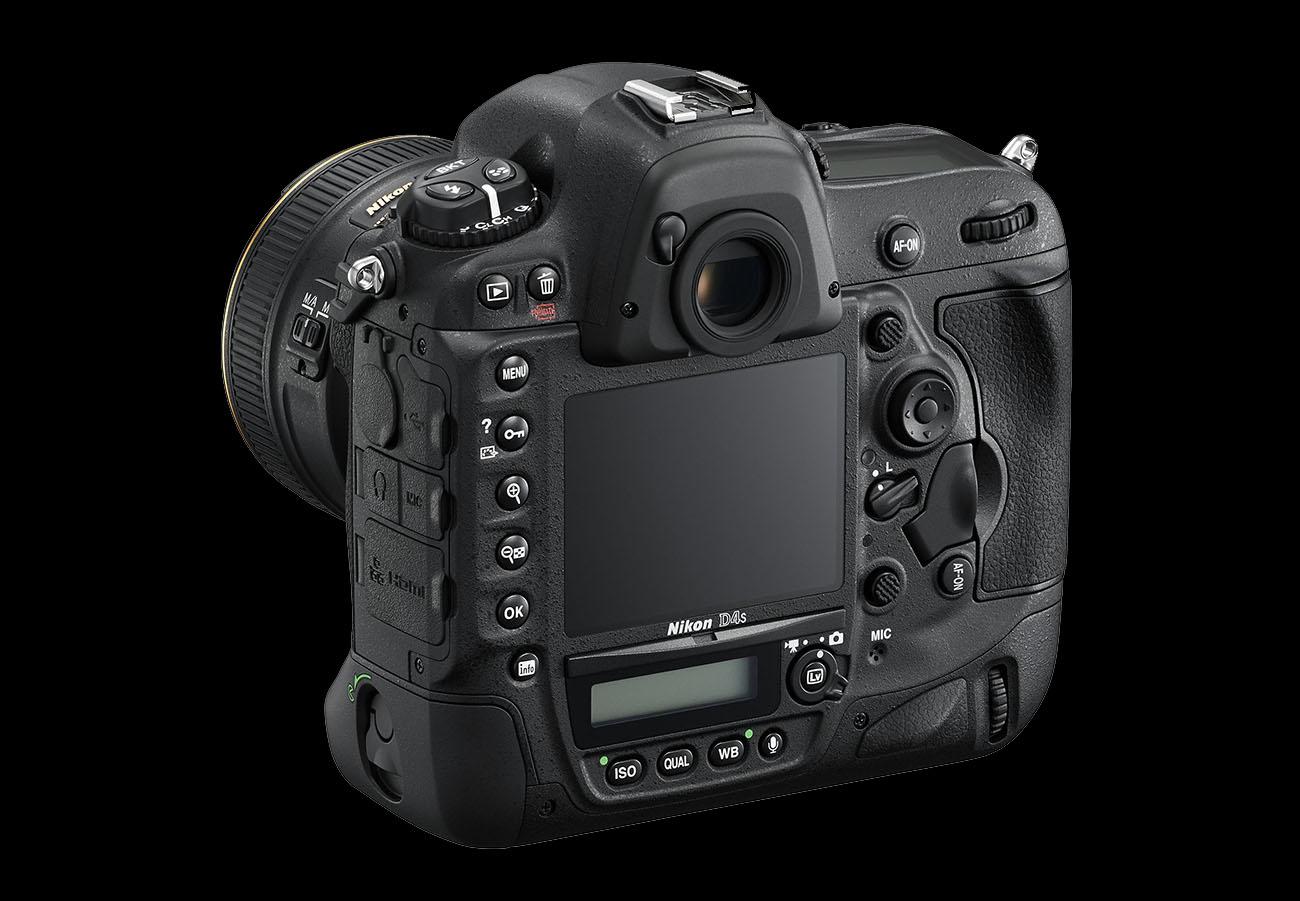 Nikon D4s DSLR 4