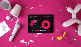 PaceMaker DJ iPad App