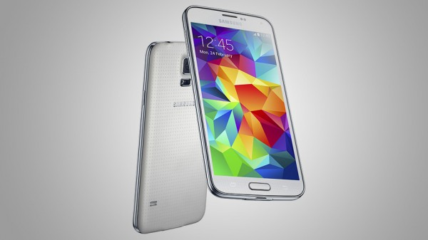 Samsung Galaxy S5 2 600x337 Samsung Galaxy S5   Standing Firm on the Status Quo