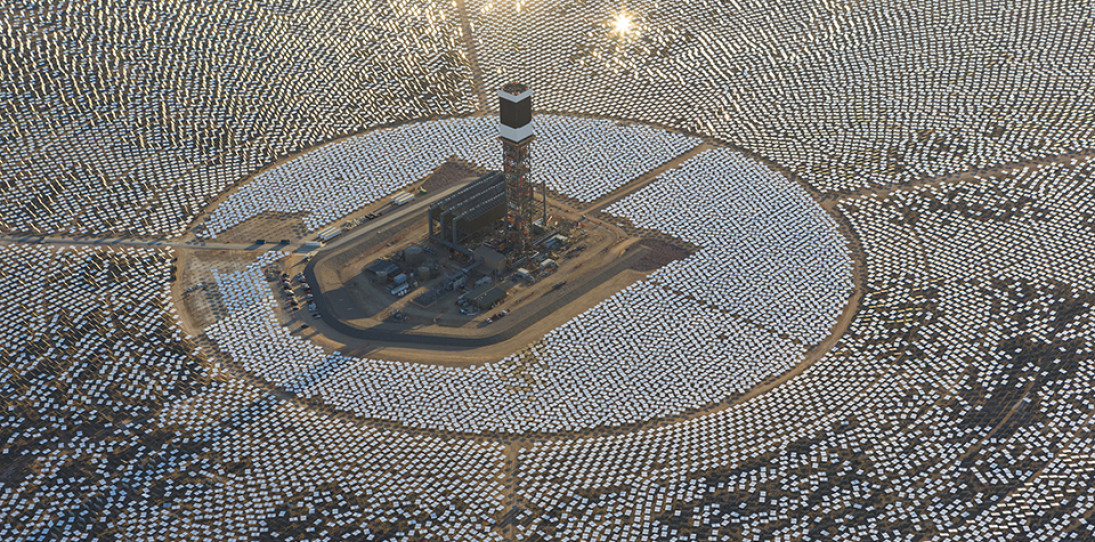 The World's Largest Solar Plant Is Officially Online