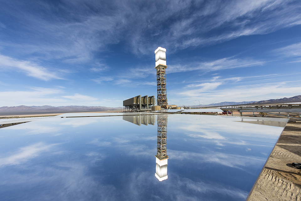 Worlds Largest Solar Array – Ivanpah – 3