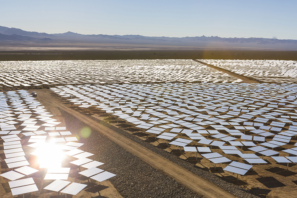 Worlds Largest Solar Array – Ivanpah – 5