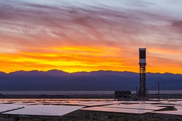 Worlds Largest Solar Array - Ivanpah - 6