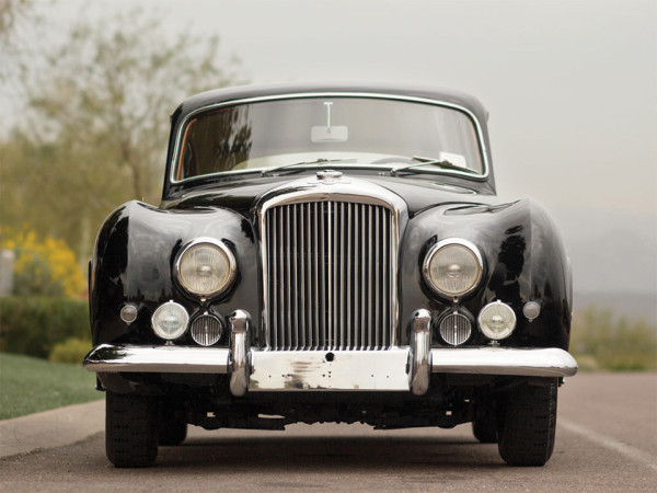 1954 Bentley R-Type Continental Fastback Sports Saloon by Franay 6