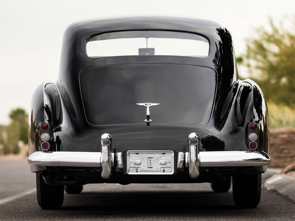 1954 Bentley R-Type Continental Fastback Sports Saloon by Franay 7