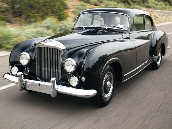 1954 Bentley R-Type Continental Fastback Sports Saloon by Franay 8