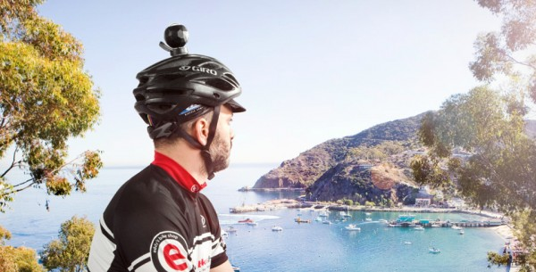 360 Fly Helmet 600x305 360Fly Camera Takes Wide Angle Above and Beyond