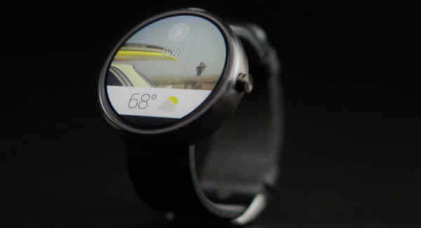 Android Wear Watch Design 600x326 Googles Android Watch: Wrist Rocking the Future of Wearables