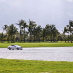 Cadillac-V-Series-Charity-Event-at-Trump-Doral---Floating-Caddy