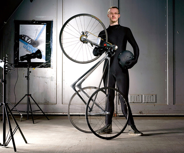 Carbon Fiber Electric Tricycle 4 600x499 Carbon Fiber Electric Tricycle