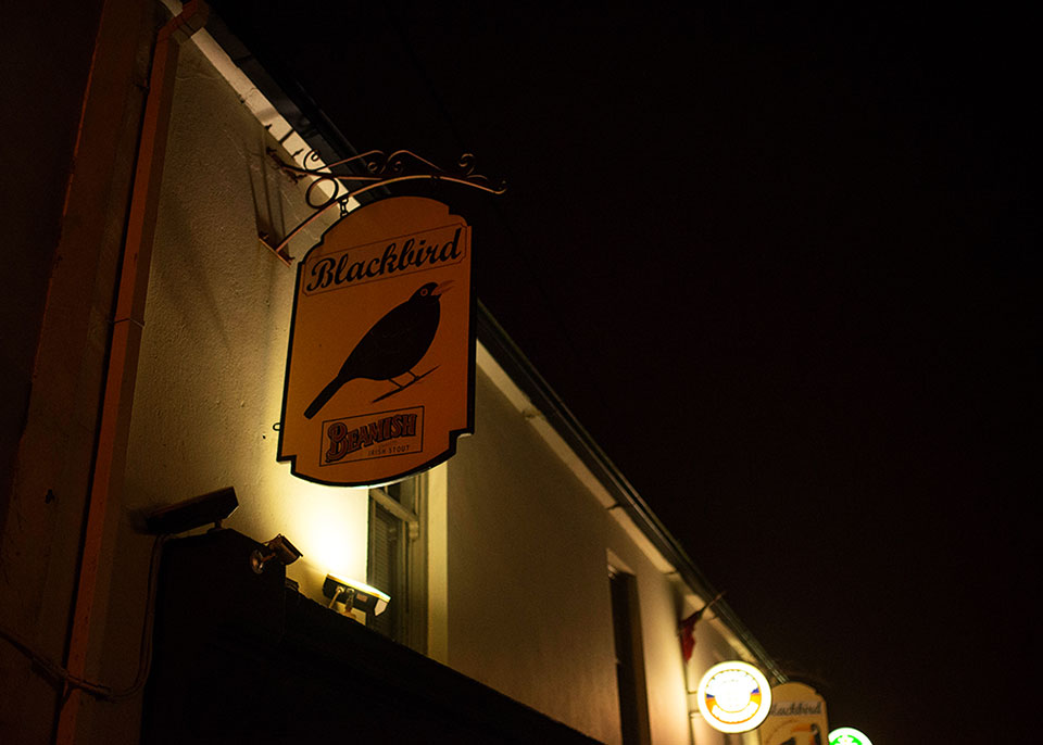 Blackbird Bar Ballycotton © 2014 - Seamus Payne