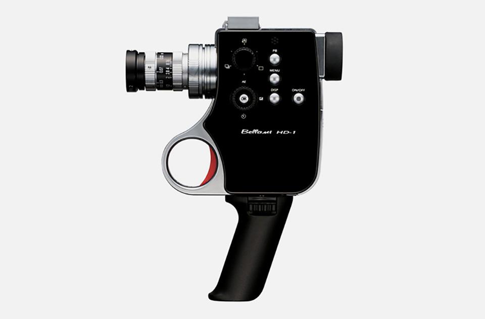 Chinon Bellami HD-1 Digital Super 8 Camera 2
