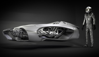 EDAG Genesis: The Future of Car Production?