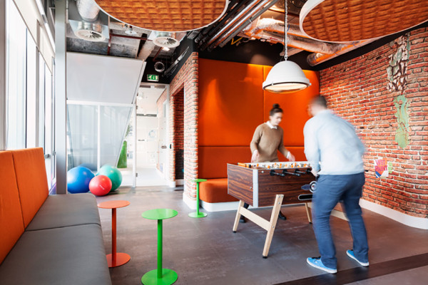 Google Amsterdam Office by DDock - Photo by Alan Jensen 4