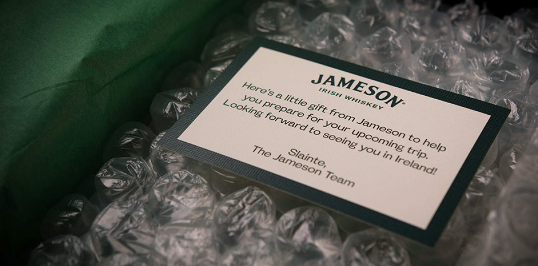 Discovering the Irish Origin of the Jameson Story