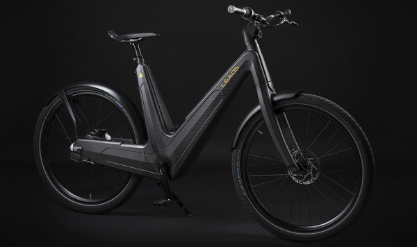 LEAOS Carbon Fiber Electric Bike 1 600x356 LEAOS Carbon Fiber Electric Bike