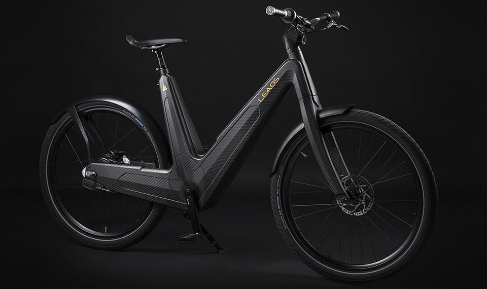 LEAOS Carbon Fiber Electric Bike 1