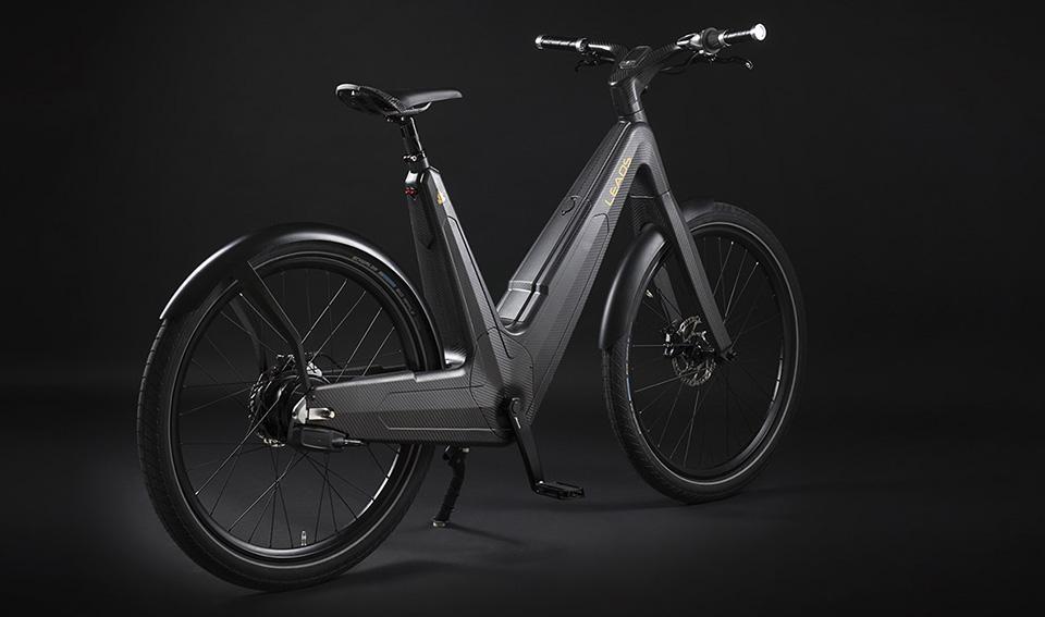 LEAOS Carbon Fiber Electric Bike 2