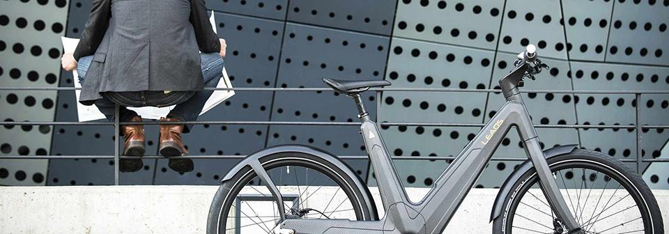 LEAOS Carbon Fiber Electric Bike 3
