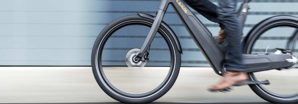 LEAOS Carbon Fiber Electric Bike 4
