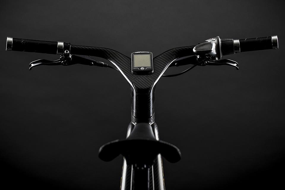 LEAOS Carbon Fiber Electric Bike 6