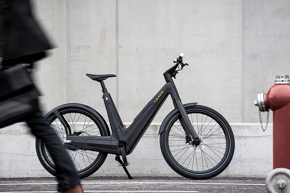 Electric Sports Bike >> LEAOS Carbon Fiber Electric Bike