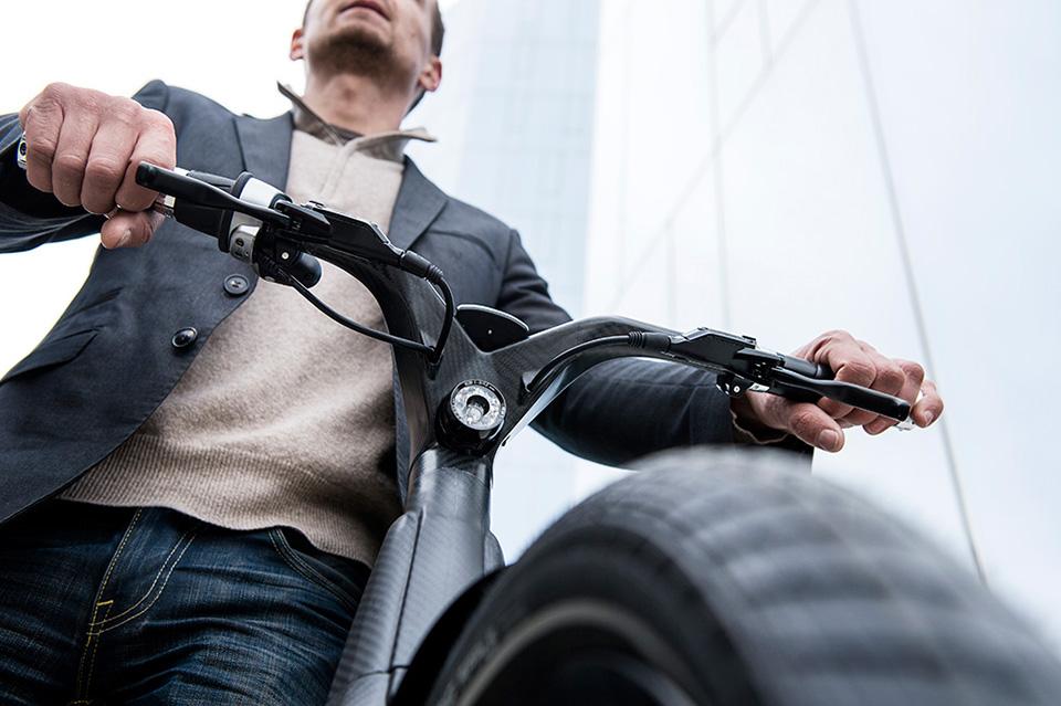 LEAOS Carbon Fiber Electric Bike 8