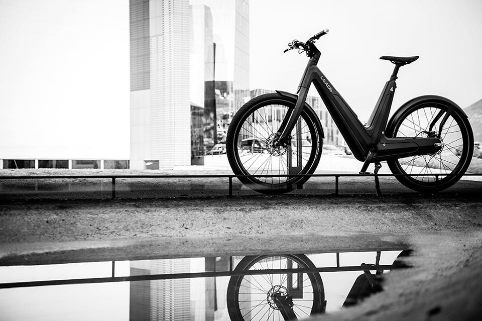 LEAOS Carbon Fiber Electric Bike 9