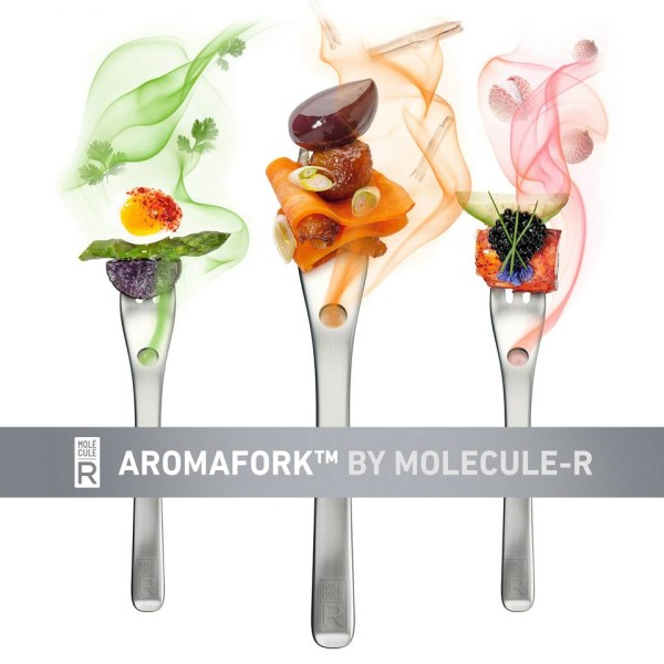 Molecule R Aromafork 5 600x600 Aromafork Enriches Your Food With Flavor