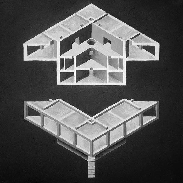 Solo House by Pezo von Ellrichshausen 10