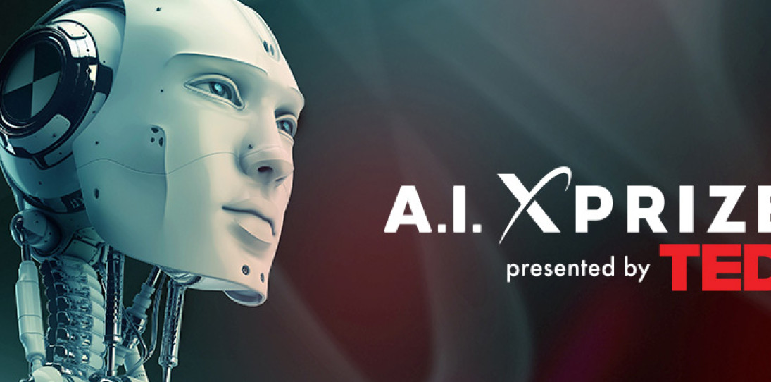 Xprize for Artificial Intelligence: Robotic TED Talk