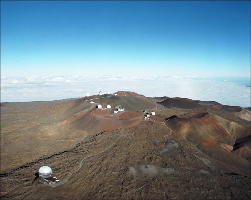 TMT Mauna Kea Proposed Site