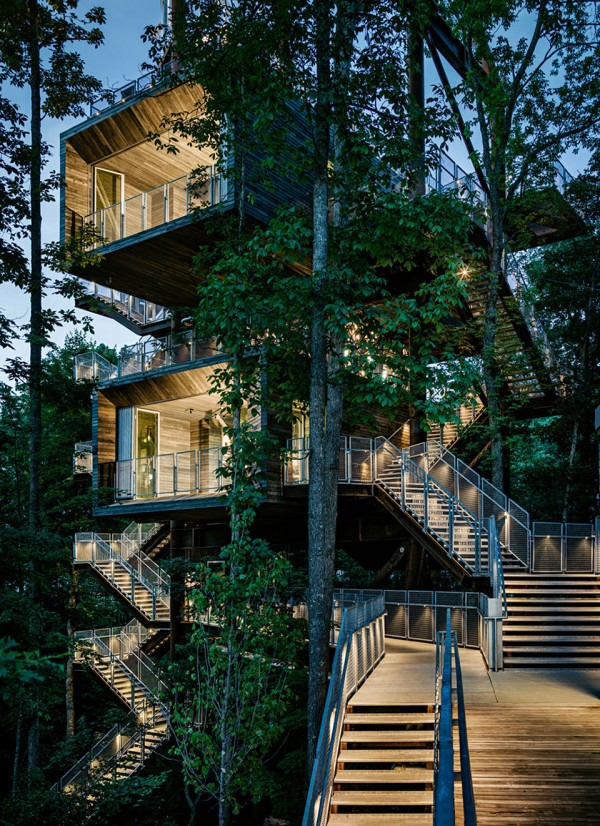 The Sustainability Treehouse Photo by Joe Fletcher 1 600x826 The Sustainability Treehouse