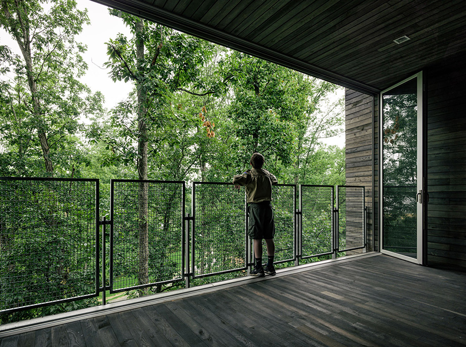 The Sustainability Treehouse – Photo by Joe Fletcher 2