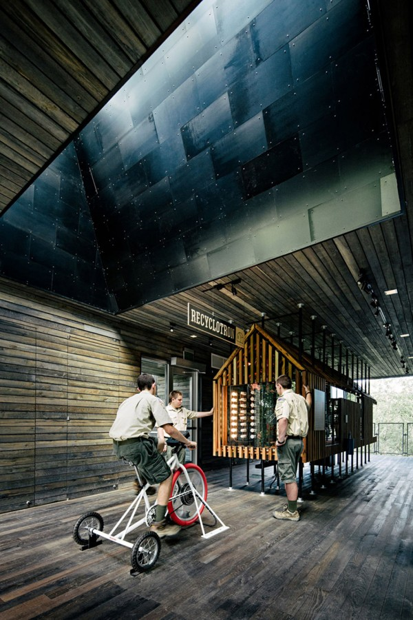 The Sustainability Treehouse - Photo by Joe Fletcher 3